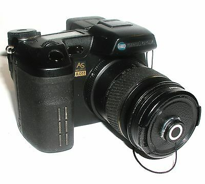 Konica Minolta DiMAGE A2 8.0 MP Digital Camera - Black