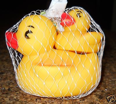 Rubber Duck Baby Bath Yellow Sesame Street Toy Mama Baby Squeeze  for sale  Shipping to India