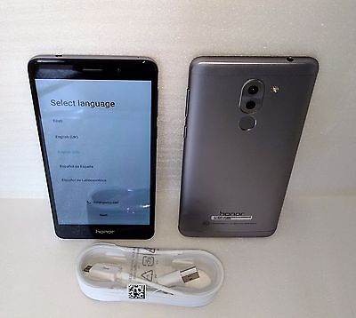 Huawei Honor 6X - 32GB - Gray (Factory Unlocked) Smartphone BLN-L24 USA MODEL
