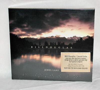Jewel Lake By Bill Douglas  Cd 2002 Ales2 Korea  New