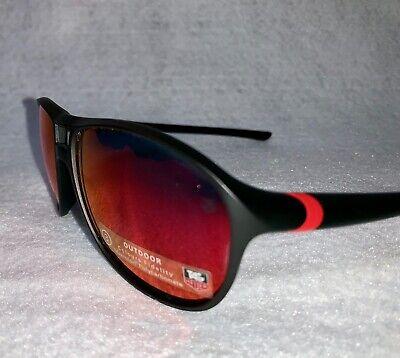 Tag Heuer 27 Degree 6043 113 Black Red Red Flash Men's Sunglasses Brand (Cheap Sunglass Brands)