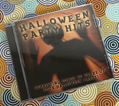 Scary Halloween Carnival Music (Halloween Party Hits Audio CD Scary Songs Fall Party Carnival Dance Music)