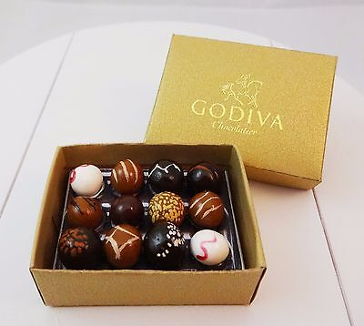 "Faux Godiva Chocolate Box for Tyler Wentworth, other 16"" dolls"