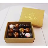 """Faux Godiva Chocolate Box for Tyler Wentworth, other 16"""" dolls"""