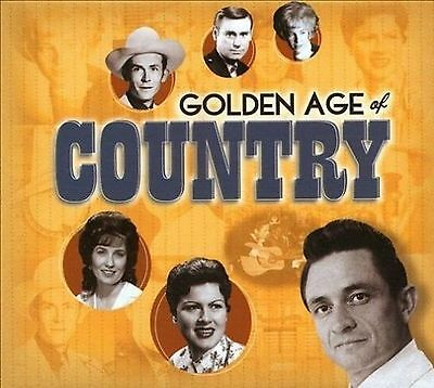 Golden Age Of Country Various Artists 10 Cd Time Life 158 Hits Usa Made Shiped