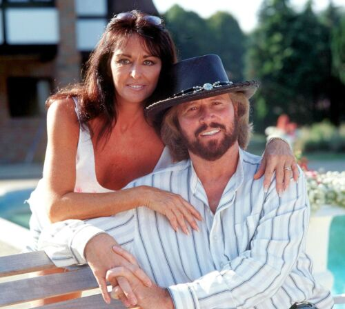 THE BEE GEES - MUSIC PHOTO #E-137