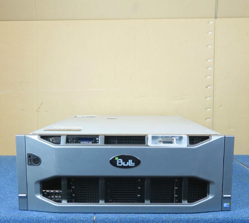 Bull Novascale R480 F2 - 2 x Xeon 8 Core E7-4820 2.00GHz 64GB RAM 4U Server
