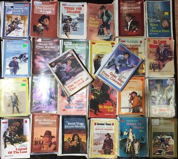 Western Books 10 for $10