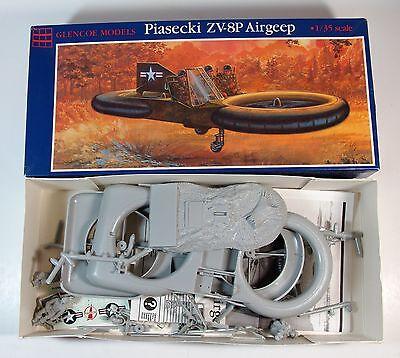 CLENCO MODELS PIASECKI ZV-8P AIRGEEP MODEL KIT NEW!
