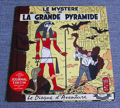 33 t lp 25 cm blake et mortimer le mystere de la grande pyramide