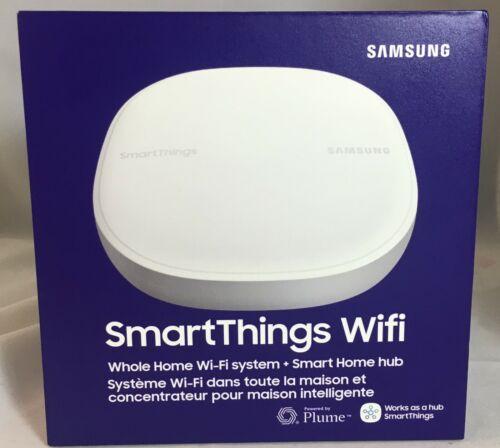 Samsung ET-WV525BWEG SmartThings Wi-Fi Mesh Router, White