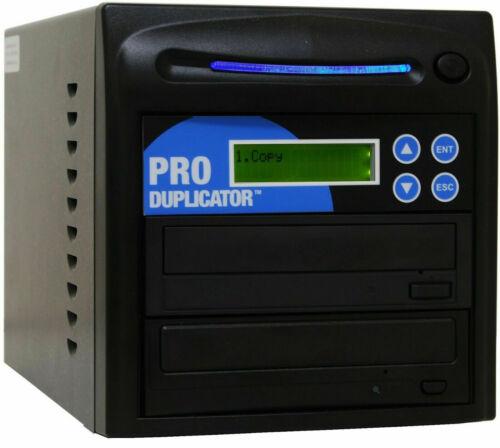 ProDuplicator 1 Burner 24X CD DVD Duplicator Copier Multi Dual Layer Recorder