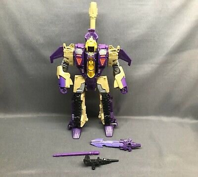 Blitzwing Transformers Generations 30th Anniversary Voyager Class complete
