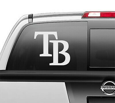 Tampa Bay Rays Window Sticker Vinyl Decal any size any color