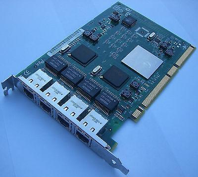Intel PRO 1000 GT Quad Port Server Adapter D35392-003 PCI-X Netzwerkkarte D35392