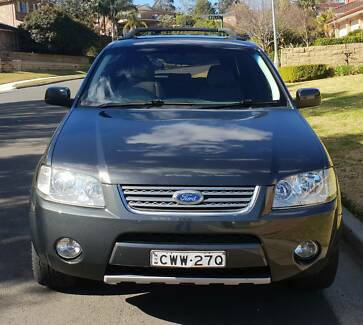 Ford Territory RWD Baulkham Hills The Hills District Preview