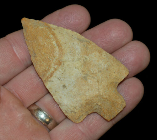 LEDBETTER TENNESSEE NDIAN ARROWHEAD ARTIFACT COLLECTIBLE RELIC*