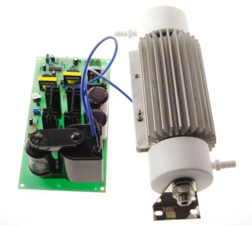 110V 20G/H Water-Cooled Sterilization Purify Ceramic Tube Ozone Generator