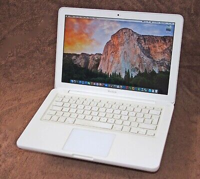 """Apple MacBook 13"""" A1342 Mid 2010 Core 2 Duo 2.4GHz, 4Gb, 250Gb, working well"""