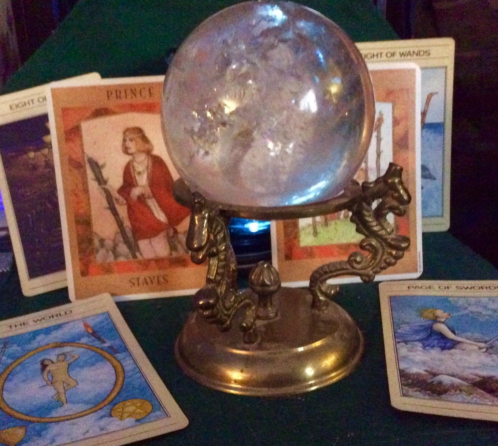 Clairvoyant Tarot Card Reading ,Mediumship/ Spirt Connection Same Day Reading.  - $25.00