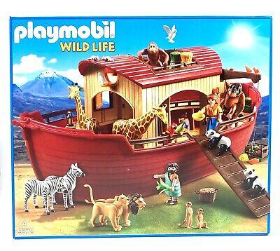 Playmobil Wild Life 9373 Arche Noah