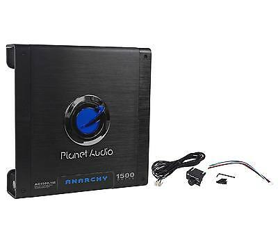New Planet Audio AC1500.1M 1500w Class A/B Mono Amplifier 2 Ohm Stable Car Amp