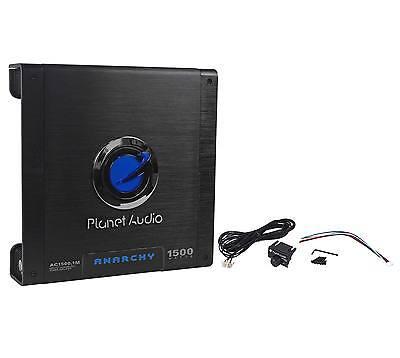 New Planet Audio AC1500.1M 1500w Class A/B Mono Amplifier 2 Ohm Stable Car Amp