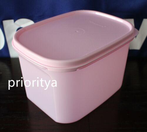 Tupperware Modular Mates Mini Rectangular Container Pink New in Package