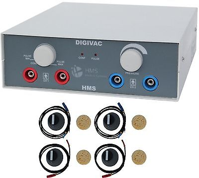 Digivac Physiotherapy Therapy Computerized Vacuum Therapy Machine Stress Relief.