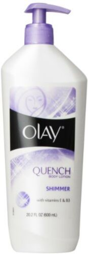 Olay Quench Ultra Moisture Shea Butter Body Lotion, 20.2 fl