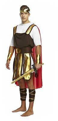 Erwachsene Römische Soldat Herren Kostüm Stag Do Outfit - Römische Gladiator Outfit