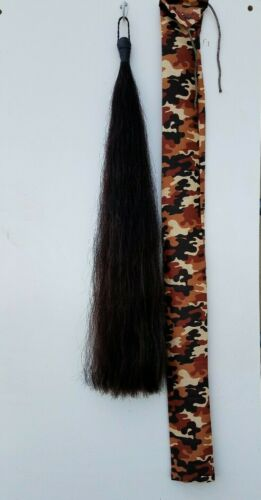 New Yearling/Pony Tail Extension 31 inches CHESTNUT 1/2lb KATHYS TAILS Free bag!