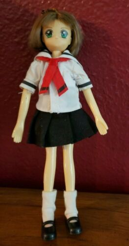 Cardcaptors Fashion Doll Summer School Sakura Unboxed