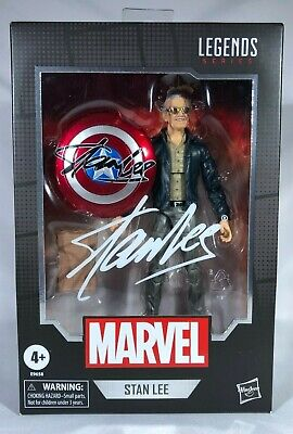 IN HAND 2020 Hasbro Marvel Legends Series Stan Lee Action Figure Ships Next Day!