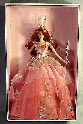 2015 Gold Label Mattel Wizard of Oz Glinda Barbie Collector Doll NIB NRFB