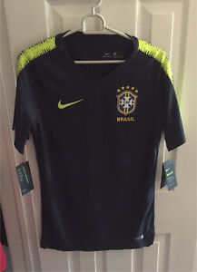 Brazil World Cup 2018 Jersey Small New