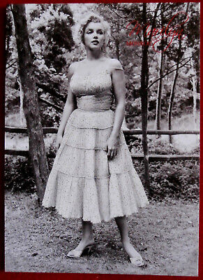 MARILYN MONROE - Shaw Family Archive - Breygent 2007 - Individual Card #63