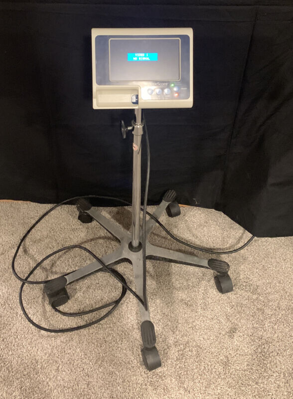 GlideScope Monitor And Stand