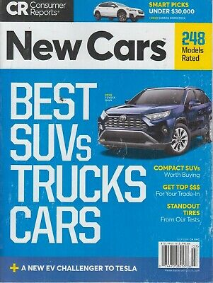 New Cars July 2019 Best SUVs, Trucks & Cars Models