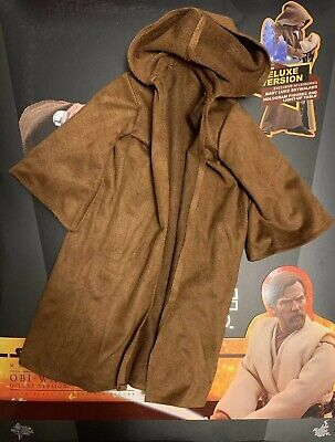 Hot Toys MMS478 Stark Wars Revenge of the Sith ObiWan Kenobi 1/6 Jedi Robe - The Jedi Robe