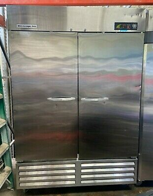 Beverage Air Kr48-1as 54 Solid Door Reach-in Refrigerator With Digital Control