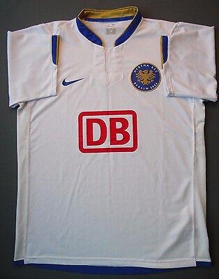 5/5 SIZE M Hertha football shirt 2006~2007 JERSEY ORIGINAL SOCCER NIKE AWAY image