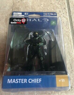 Halo Master Chief (Totaku Collection No 25 - Exclusive Halo Master Chief Figure First Edition)
