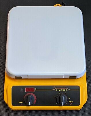 Barnstead Thermolyne Cimarec Sp131635 Magnetic Stirrer Hot Plate Barely Used