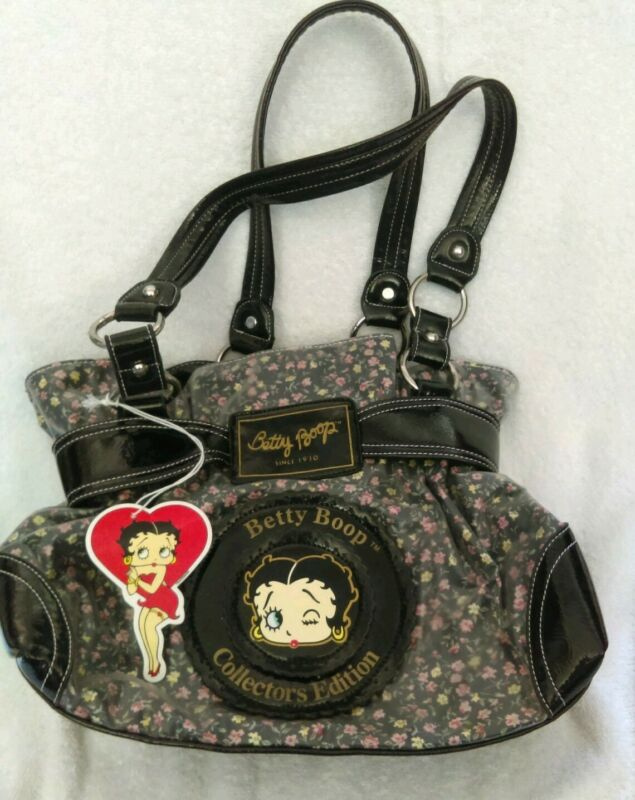 Betty Boop Collectors Edition 2009 Purse, New