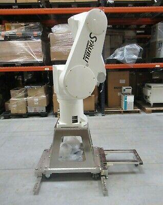 Rx130b Crfsi Robot Tel 311565-001 Staubli