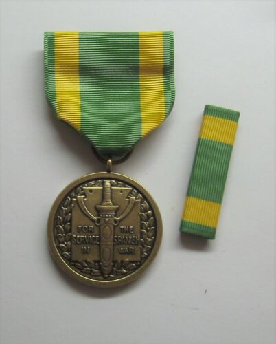 U.S. Army Spanish War Service Medal with Ribbon