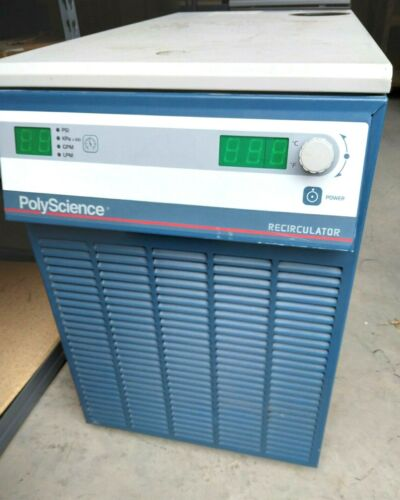 PolyScience N0772026 Recirculator Chiller 230V 12.2A 60Hz