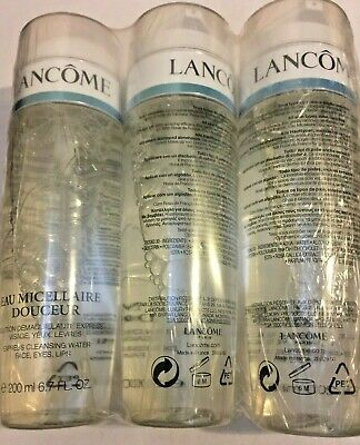 Lancome Eau Micellaire Douceur Express Cleansing Water - Sizes at Your Choices