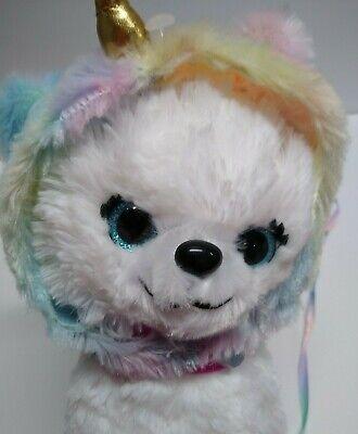 Barbie Walk and Wag Puppy Unicorn Fashion Pet With Collar